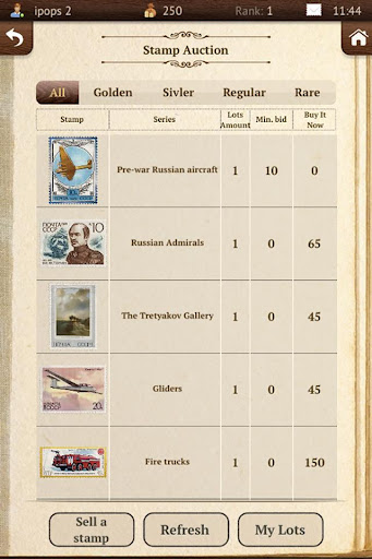 Stamps Collector  screenshots EasyGameCheats.pro 2