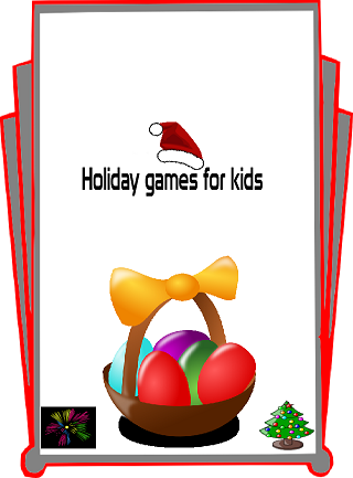 holiday games for kids free screenshot