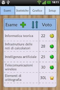 Esami Universitari- screenshot thumbnail