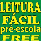 Leitura Fácil Pré-Escola FREE