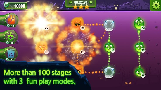 Jelly Battle: Survival of Cell screenshot