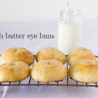 Finnish Butter Eye Buns