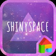 Shinyspace LINE Launcher theme