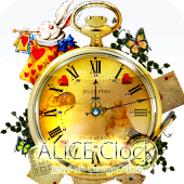 Alice ☆ ClockWidget
