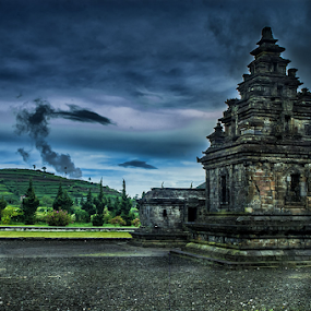 Dieng Plateau by Erry Subhan - Buildings & Architecture Public & Historical ( history, central java, hindhu, wonosobo, dieng, indonesia, dieng plateau, dieng volcanic complex )