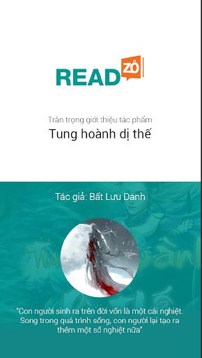 Tung Hoanh Di The
