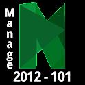 kApp Navisworks Manage '12 101 icon
