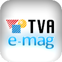 TVA emag for Honeycomb logo
