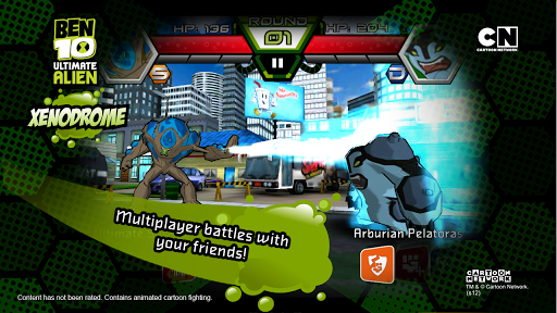 Ben 10 Xenodrome  screenshots 15