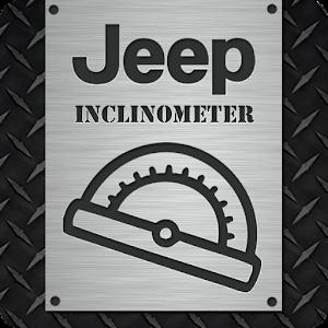Jeep Inclinometer Pro