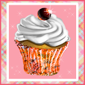 Pretty Cupcake Maker Lite logo