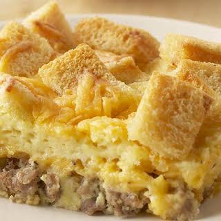 Country Breakfast Casserole.