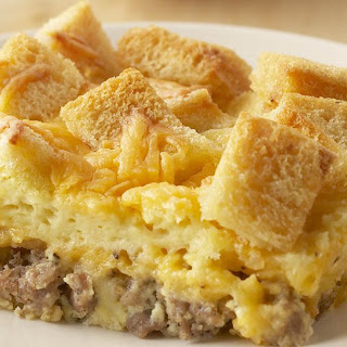 Country Breakfast Casserole.