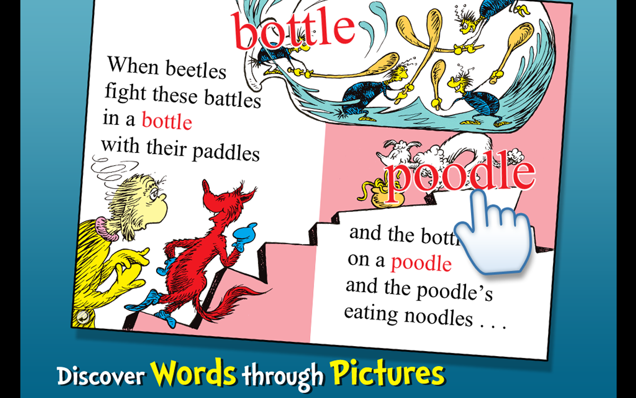 Fox In Socks Dr Seuss Android Apps On Google Play Dr Seuss Fox In Sox Coloring Pages