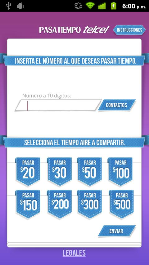 Pasatiempo Telcel- screenshot