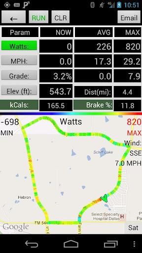 Bicycle Power Meter
