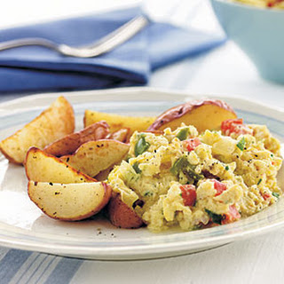 Garden Scrambled Eggs.