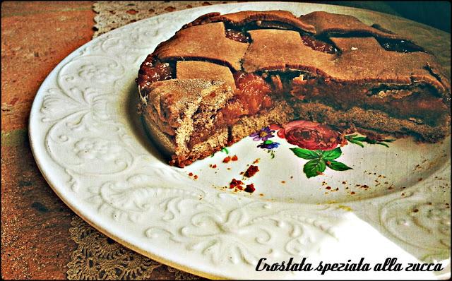 Spiced Pumpkin Tart Recipe