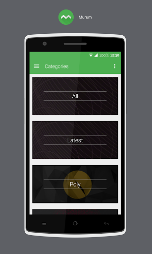 minimalist wallpaper android