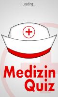 Screenshot of Medizin Quiz