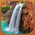 Waterfall Free Live Wallpaper icon