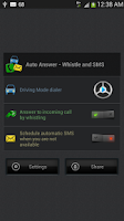 Screenshot of Auto Answer - Whistle & SMS