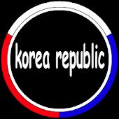 South Korea Icon Pack