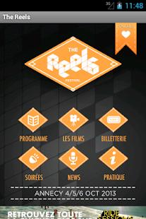 The Reels - screenshot thumbnail