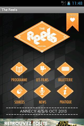 The Reels - screenshot