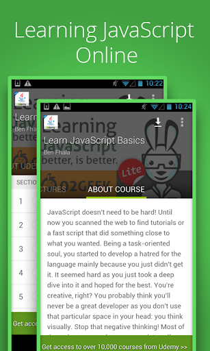 Learn Udemy JavaScript Basics