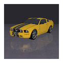Mustang 3D Full icon