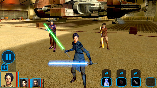 Star Wars™: KOTOR - screenshot