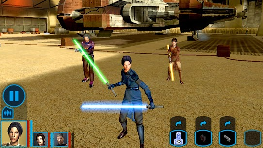 Knights of the Old Republic v1.0.6 Mod APK+OBB 6