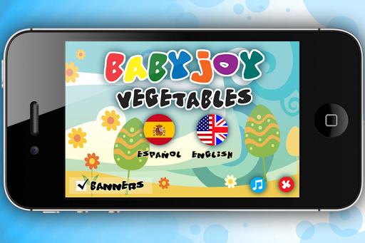 Babyjoy - Vegetables