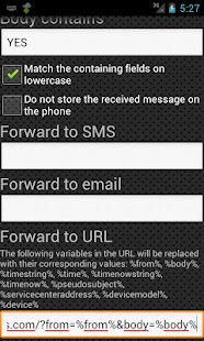 SMS Gateway Ultimate- screenshot thumbnail