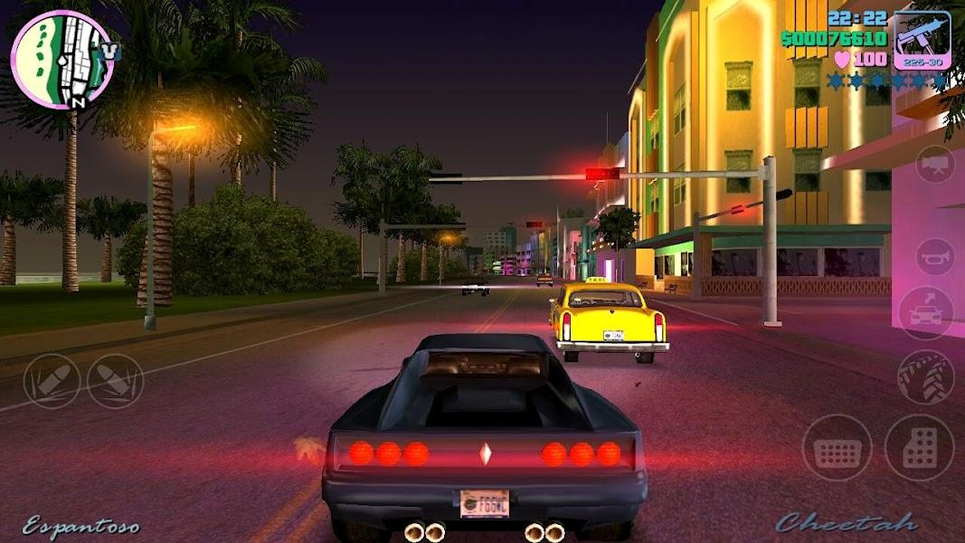 GTA Vice City 1.0.7 APK + DATA