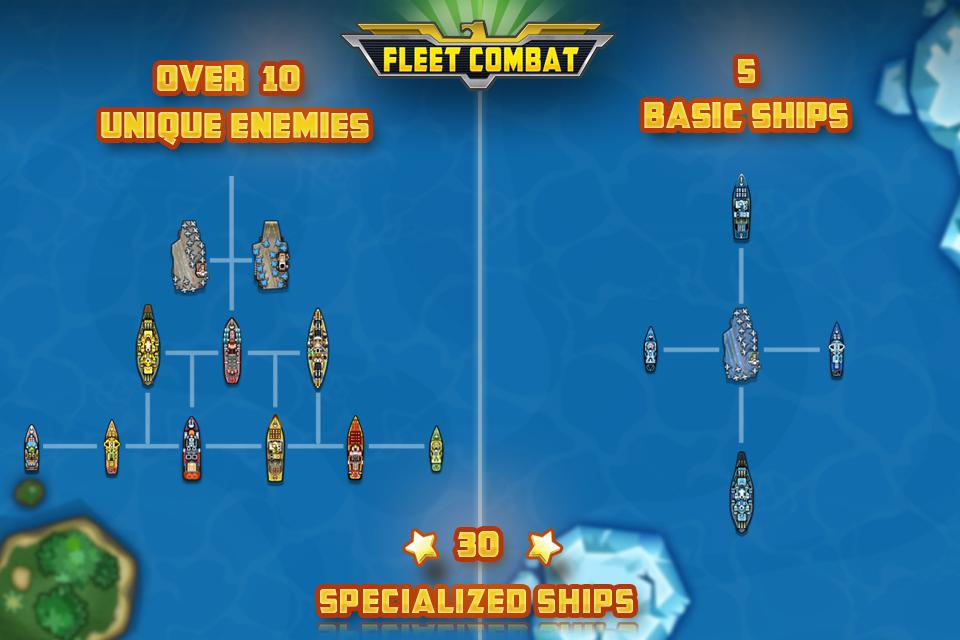 Fleet Combat- screenshot