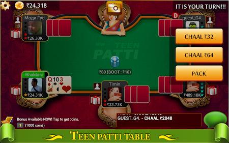 Teen Patti King - Flush Poker 7.4 screenshot 253162