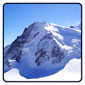 Winter Mountains Wallpaper icon