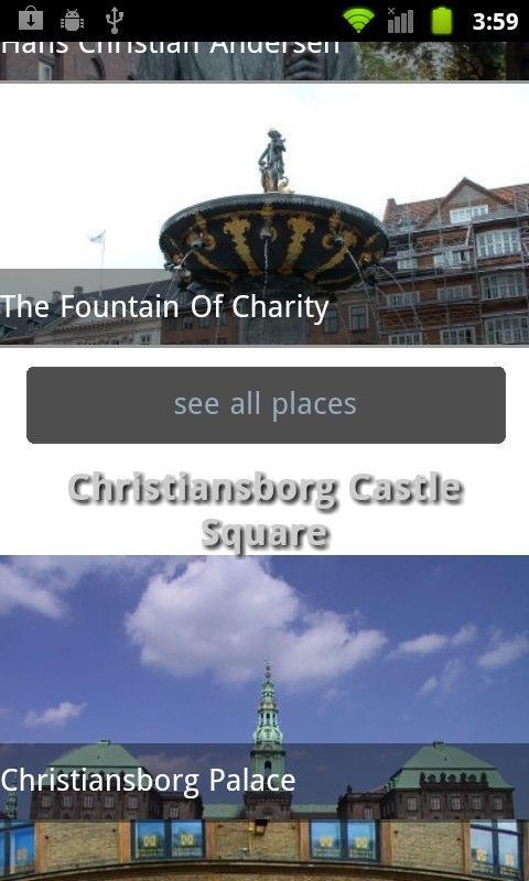 Denmark Travel Guide- screenshot