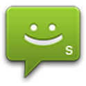 Silent SMS Pro logo