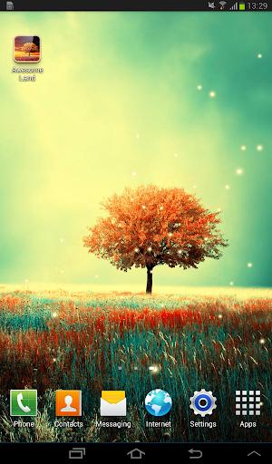 Awesome-Land Live wallpaper HD : Grow more trees 3.3.8 screenshots 9