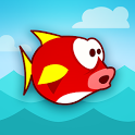 Flashy Fins - The Bird Fish! icon