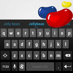 Jelly Bean Keyboard