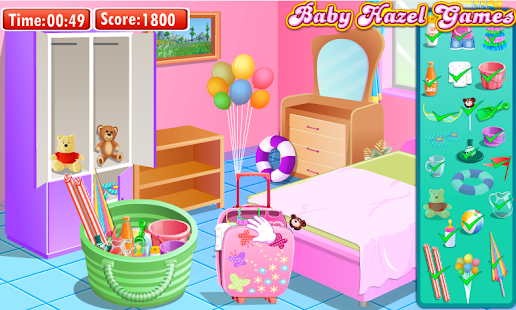Baby hazel beach holiday android apps on google play