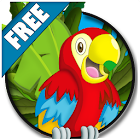 Pet Parrot - 2D Pet Simulator icon