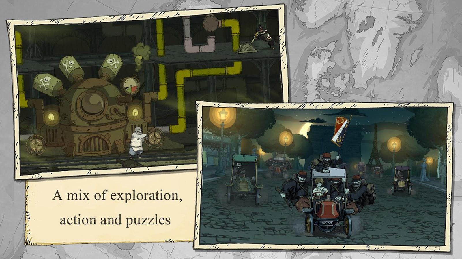 Valiant Hearts: The Great War Apk