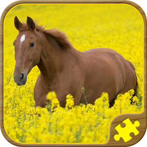 Horse Puzzles Free for PC and MAC