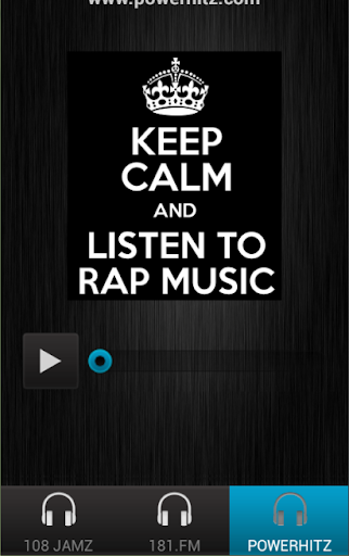 【免費音樂App】Rap and Hip Hop Internet Radio-APP點子