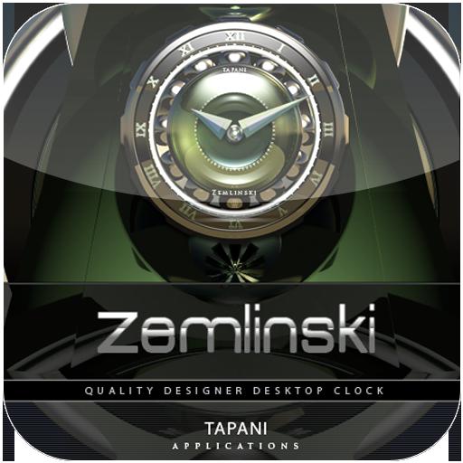 ZEMLINSKI Alarm Clock Widget